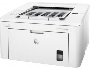 HP LaserJet Pro M203dn Printer, A4, 1200 dpi, up to 28 ppm, 256MB, Duplex, Up to 30000 pages/month, USB 2.0, Ether 10/100, PCL5c, PCL6, Postscript, HP ePrint, Apple AirPrint™, CF230A Cartridge (~1600 pages) Starter ~1000pages