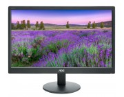 "19.5"" AOC LED e2070Swn Black (5ms, 20M:1, 200cd, 1600x900, VESA)"