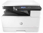 """HP LaserJet MFP M436n A3 Print/Copy/Scan up to 23ppm, 128MB, 600dpi, 4-Line LCD display, up to 50000 pag/month, Hi-Speed USB 2.0, 10/100 Base TX , HP PCL 6, White - Toner CF256A (7,400 pag), CF256X (13,700 pages)  , Imaging Drum CF257A"