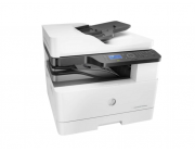 """HP LaserJet MFP M436nda A3 Print/Copy/Scan up to 23ppm, Duplex, DADF 100p, 128MB, 600dpi, 4-Line LCD display, up to 50000 p/m, USB 2.0, 10/100 Base TX , HP PCL 6,  - Toner CF256A (7,400 pag), CF256X (13,700 pages)  , Imaging Drum CF257A"