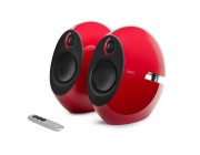 "Edifier E25HD Red, 2.0/ 74W (2x37W) RMS, Audio in: Bluetooth 4.0, auxiliary, optical, remote control, satl.(3""+3/4"")"
