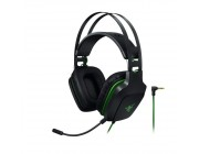 RAZER Electra V2 USB / Digital Gaming Headset, Removable Boom Microphone, Advanced 7.1 virtual surround sound engine, 40 mm neodymium driver units, USB, Black