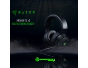 RAZER Kraken 7.1 V2 Oval / Digital Gaming Headset, Active Noise-cancelling retractable Microphone, 7.1 virtual surround sound, Oval Ear Cushions, 50mm neodymium driver units, Chroma lighting 16.8M colors, USB, Black