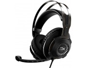 KINGSTON HyperX Revolver S Headset, Gun Metal, USB Surround Sound 7.1, Durable steel frame, Microphone: detachable, Frequency response: 12Hz–28,000 Hz, Cable length:1m+2m extension, 3.5 jack, Braided cable, Driver dynamic, 50mm with neodymium magnets