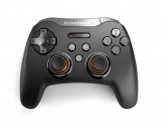 STEELSERIES Stratus XL / Wireless Game Controller for Windows & Android, 2xAA battery power, Bluetooth, Black