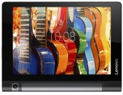 "10.1""  Lenovo Yoga Tablet 3 10 +LTE, Slate Black (10.1"" IPS 1280x800, Snapdragon 212 QuadCore 1.1Ghz, 2GB RAM, 16GB, GPS, 8MPx Cam, WiFi-N/BT4.0, Dolby® Atmos™, MicroUSB (OTG) up 128GB, MicroSD, Android 5.1, 8400mAh up to 20hr, 580g)"