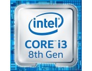 Intel® Core™ i3-8100, S1151, 3.6GHz (4C/4T), 6MB Cache, Intel® UHD Graphics 630, 14nm 65W, tray