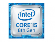 Intel® Core™ i5-8400, S1151, 2.8-4.0GHz (6C/6T), 9MB Cache, Intel® UHD Graphics 630, 14nm 65W, tray