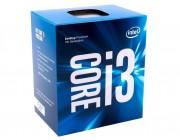 Intel® Core™ i3 7100, S1151, 3.9GHz (2C/4T), 3MB Cache, Intel® HD Graphics 630, 14nm 51W, Box
