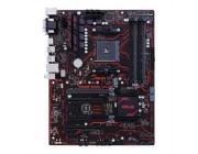 ASUS PRIME B350-PLUS, Socket AM4, AMD B350, Dual 4xDDR4-3200, APU AMD graphics, VGA, DVI, HDMI, 2xPCIe X16, 6xSATA3, RAID, 1xM.2 slot, ALC887 7.1ch HDA, GbE LAN, 2xUSB3.1 Gen 2, 6xUSB3.1, 5X Pro.III, ATX