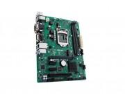 ASUS PRIME H310M-C, Socket 1151, Intel® H310 (8th Gen CPU), Dual 2xDDR4-2666, 1xPCIe X16, CPU Intel graphics, VGA, DVI, 4xSATA3, 1xM.2 slot, 2xPCIe X1, 1xPCI, 1xCOM, ALC887 HDA, GbE LAN, 4xUSB3.1, mATX