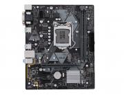 ASUS PRIME B360M-K, Socket 1151, Intel® B360 (8th Gen CPU), Dual 2xDDR4-2666, 1xPCIe X16, CPU Intel graphics, VGA, DVI, 6xSATA3, 1xM.2 slot, 2xPCIe X1, ALC887 HDA, GbE LAN, 2xUSB3.1 Gen 2, 4xUSB3.1, mATX
