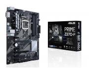 ASUS PRIME Z370-P, Socket 1151, Intel® Z370 (8th Gen CPU), Dual 4xDDR4-4000, 2xPCIe X16, CPU Intel graphics, HDMI, DVI, 4xSATA3, RAID, 2xM.2 slot, ALC887 HDA, GbE LAN, 8xUSB3.1, ATX