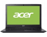 "ACER Aspire A315-34 Charcoal Black (NX.HE3EU.02K) 15.6"" FHD (Intel® Celeron® N4000 2xCore, 1.1-2.6GHz, 4GB (1x4) DDR4 RAM, 500GB HDD, Intel® UHD Graphics 600, w/o DVD, WiFi-AC/BT, 2cell, 0.3MP webcam, RUS, Linux, 1.94kg)"