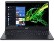 "ACER Aspire A315-34 Charcoal Black (NX.HE3EU.02M) 15.6"" FHD (Intel® Celeron® N4000 2xCore, 1.1-2.6GHz, 4GB (1x4) DDR4 RAM, 1TB HDD, Intel® UHD Graphics 600, w/o DVD, WiFi-AC/BT, 2cell, 0.3MP webcam, RUS, Linux, 1.94kg)"