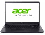 "ACER Aspire A315-42 Shale Black (NX.HF9EU.055) 15.6"" FHD (AMD Ryzen™ 3 3200U 2xCore 2.6-3.5GHz, 4GB (1x1) DDR4 RAM, 128GB PCIe SSD,  Radeon™ Vega 3 Graphics,  w/o DVD, WiFi-AC/BT, 2cell, 0.3MP webcam, RUS, Linux, 1.9kg)"
