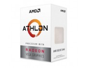 AMD Athlon 200GE, Socket AM4, 3.2GHz (2C/4T), 4MB L3, Integrated Radeon Vega 3 Graphics, 14nm 35W, Box