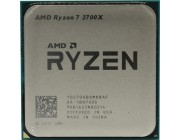 AMD Ryzen 7 2700X, Socket AM4, 3.7-4.3GHz (8C/16T), 16MB L3, No Integrated GPU, 12nm 105W, Box (with Wraith Prism RGB LED Cooler)