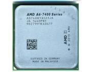 AMD A-Series X2 A6 PRO - 7400B Socket FM2+, 3.5-3.9GHz, 1MB L2, Intergrated Radeon R5 series, 65W 28nm, tray