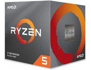 AMD Ryzen 5 3500X, Socket AM4, 3.6-4.1GHz (6C/6T), 32MB Cache L3, No Integrated GPU, 7nm 65W, Box (with Wraith Stealth Cooler)