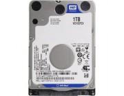 """2.5"""" HDD 1.0TB Western Digital WD10SPZX, Blue™, 5400rpm, 128MB, 7mm, SATAIII"""