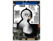 "2.5"" HDD 750Gb Western Digital WD7500LPCX Blue™, 5400rpm, 16Mb, AF, 7mm, SATAIII"