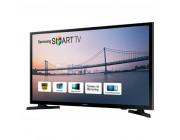 "32"" LED TV SAMSUNG UE32N4500, Black, 1366x768 HD, SmartTV (Tizen OS), PQI 400, Micro Dimming Pro, PurColor, RMS 2x5W, HDMIx2, USB, WiFi+Lan, S/PDIF, DVB-T2/C/S2/CI+, Vesa 200x200"
