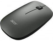 ACER SLIM MOUSE, AMR020, WIRELESS RF2.4G, SPACE GRAY, RETAIL PACK