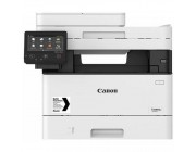 MFD Canon i-Sensys MF446X, Mono Printer/Copier/Color Scanner,Net,WiFi, A4, 600x600 dpi, 38ppm, Up to 80k ,1Gb, Scan 9600x9600dpi-24 bit, 12.7 cm LCD,Paper Input  250-sheet tray, 100-sheet tray, USB 2.0,  Cartridge 057/057H (3100/10000 pages* 5%)
