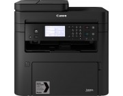 MFD Canon i-Sensys MF267DW, Mono Printer/Copier/Color Scanner/Fax, DADF(35-sheet),Duplex,Net,WiFi, A4, 28ppm, 512Mb, 1200x1200dpi, 60-163г/м2, Scan 9600x9600dpi-24 bit, 250sheet tray,B&W Touch Screen,Max.15k ppm,Cartridge 051/051H(4100 pages*)