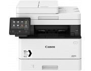 MFD Canon I-Sensys MF445DW, Mono Printer/Copier/Color/Fax Scanner,Net,WiFi, A4, 600x600 dpi, 38ppm, Up to 80k ,1Gb, Scan 9600x9600dpi-24 bit, 12.7 cm LCD,Paper Input  250-sheet tray, 100-sheet tray, USB 2.0,  Cartridge 057/057H (3100/10000 pages* 5%)