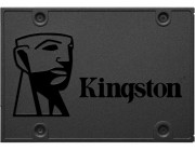 2.5 inch SSD 120GB  Kingston A400, SATAIII, Sequential Reads:500 MB/s, Sequential Writes:320 MB/s, 7mm, Controller Phison PS3111, 3D NAND TLC