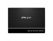 2.5 inch SSD 120GB  PNY CS900, SATAIII, Sequential Reads: 515 MB/s, Sequential Writes: 490 MB/s, Maximum Random 4k: Read: 86,000 IOPS / Write: 81,000 IOPS, Thickness- 7mm, Controller Phison PS3111-S11, 3D NAND TLC
