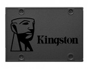 """2.5"""" SSD 1.92TB Kingston A400, SATAIII, Sequential Reads:500 MB/s, Sequential Writes:450 MB/s, 7mm, Controller Phison PS3111, 3D NAND TLC"""