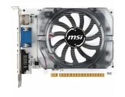 MSI GeForce GT 730 (N730K-2GD3/OCV1) / 2GB GDDR3 64Bit 1006/1600Mhz, D-Sub, DL-DVI-D, HDMI, Single fan