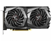 MSI GeForce GTX 1650 GAMING X 4G / 4GB GDDR5 128Bit 1860/8000Mhz, HDMI, 2xDisplayPort, Dual fan - TWIN FROZR 7 THERMAL DESIGN, TORX Fan 3.0, Gaming App