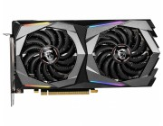 MSI GeForce RTX 2060 SUPER GAMING X 8G / 8GB GDDR6 256Bit 1695/14000Mhz, 1x HDMI, 3x DisplayPort, Dual fan - TWIN FROZR 7 Thermal Design (Zero Frozr/Airflow Control Technology), TORX Fan 3.0 with Double Ball Bearings, RGB Mystic Light