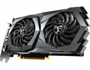 MSI GeForce GTX 1650 D6 GAMING X 4G / 4GB GDDR6 128Bit 1710/12000Mhz, 1xHDMI, 2xDisplayPort, Dual fan - TWIN FROZR 7 Thermal Design (Zero Frozr/Airflow Control Technology), TORX Fan 3.0, Custom PCB