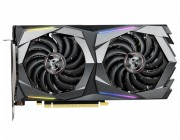 MSI GeForce GTX 1660 Ti GAMING 6G / 6GB GDDR6 192Bit 1770/12000Mhz, 1x HDMI, 3x DisplayPort, Dual fan - TWIN FROZR 7 Thermal Design (Zero Frozr/Airflow Control Technology), TORX Fan3.0, RGB Mystic Light