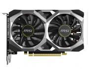 MSI GeForce GTX 1650 SUPER VENTUS XS 4G OC / 4GB GDDR6 128Bit 1740/12000Mhz, 1*DVI-D, 1*HDMI, 1*DisplayPort, Dual fan - Customized Design, TORX Fan2.0, OC Scanner
