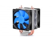 "DEEPCOOL Cooler ""ICE BLADE 200M"", Socket LGA20XX/LGA1366/LGA1200/1151/1150/1155/LGA775 & AM4/AM3+/AM3/AM2+/AM2/FM2+/FM2/FM1, up to 130W, 2x fan: 92х92х25mm, 2200rpm, 17.8-30dBA, 42.95C, 3 pin, Hydro Bearing"