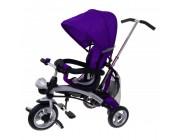 Baby Mix KR-X3 Трицикл Clever 3в1 фиоле