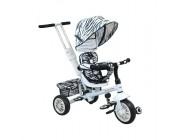 Baby Mix UR-ET-B32-2 Трицикл белый