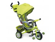 Baby Mix UR-ET-B37-5 Трицикл зеленый