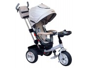 Baby Mix UR-ET-B50 Трицикл Solaris серый