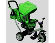 Baby Mix UR-ET-B51 Трицикл Comfort зелёный