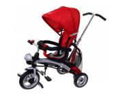 Baby Mix KR-X3 Трицикл Clever 3в1 розовый