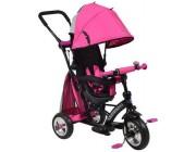 Baby Mix UR-XG6026-T17PI Трицикл розовый