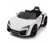 Baby Mix UR-QLS-5188 Машина на аккумуляторе белая