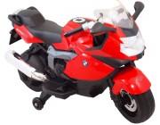 Baby Mix UR-Z283-12V Мотоцикл на аккумуляторе красный